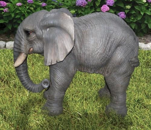 Cute Elephant Statue