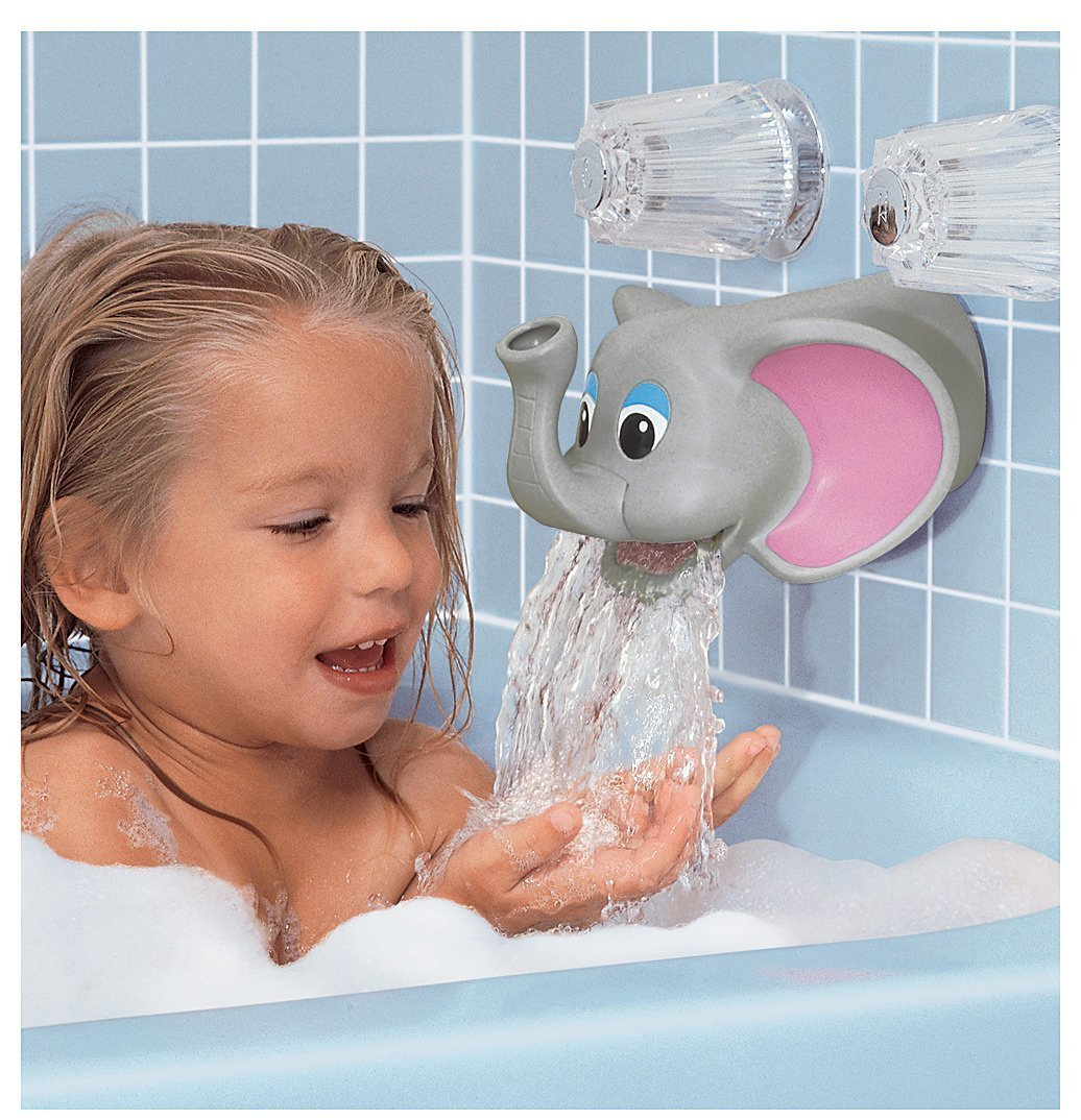 Elephant Bubble Bath Dispenser
