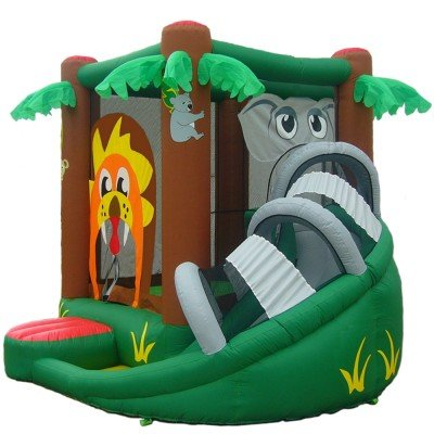 elephant bouncer for kids