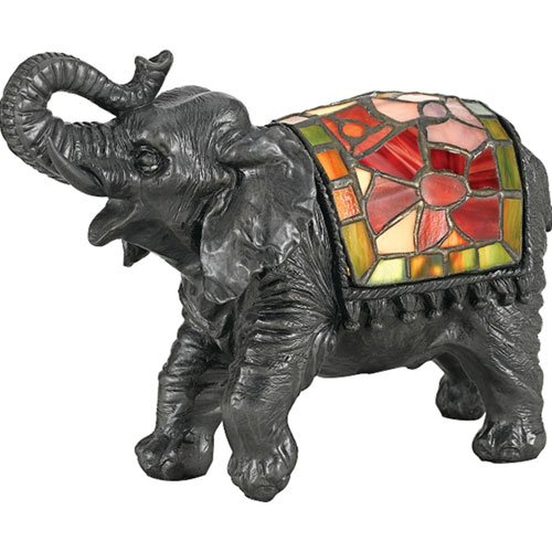 cute elephant shaped accent lamps