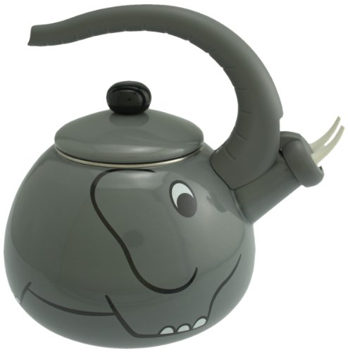 Adorable Elephant Teapots