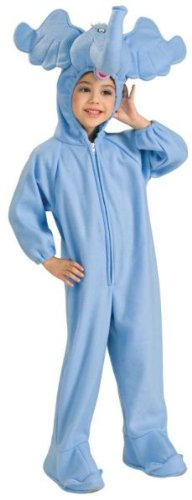 Cute Horton Hears a Who Elephant Costume for Children