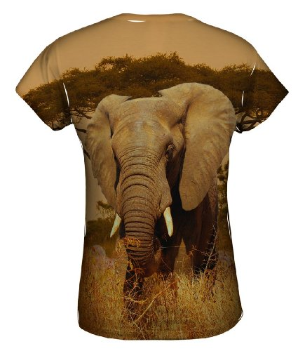 Gorgeous Elephant Savannah Women's T-Shirt