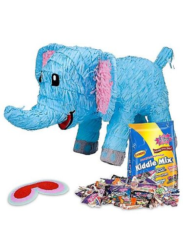 Fun Elephant Pinata Kit