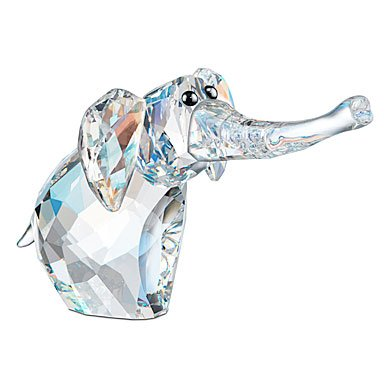 Cute Crystal Elephant