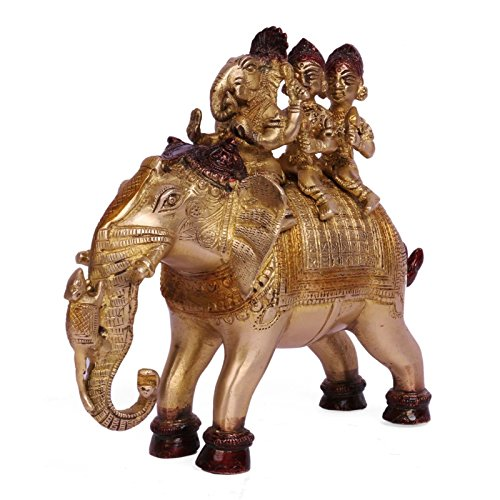 Unique Metal Brass Elephant