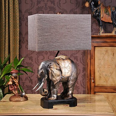 Elephant Base Accent Lamp
