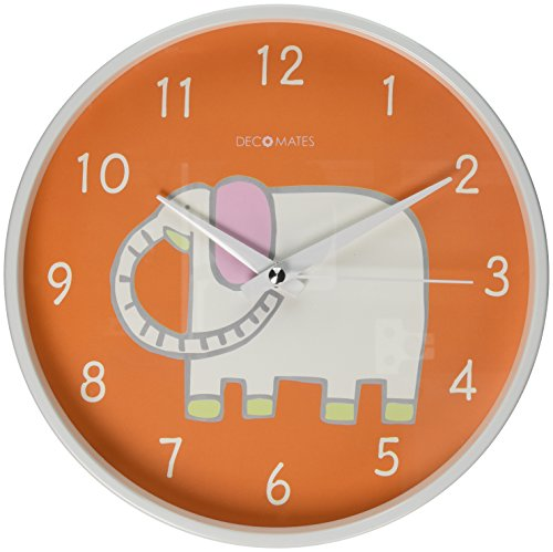 Elephant Themed Wall Clock