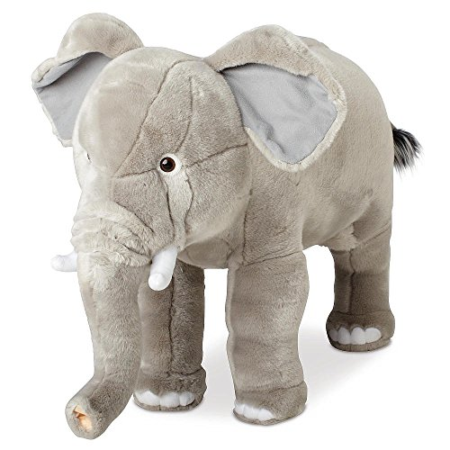 Big Plush Elephant