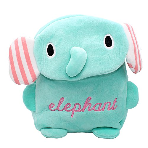 Cute Elephant Backpack for Kids